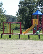 Playground in South Easthope
