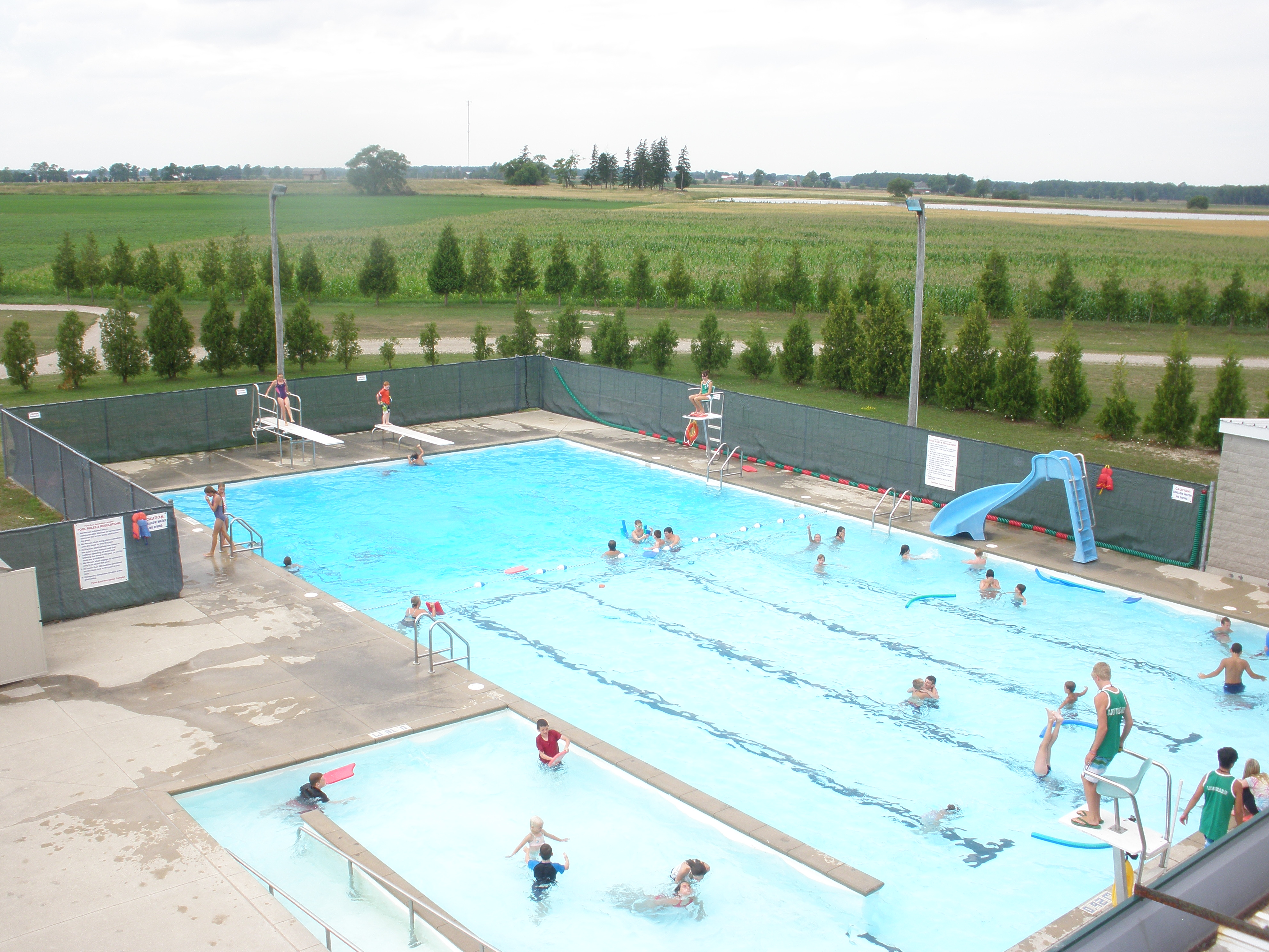 Perc Pool Township Of Perth East