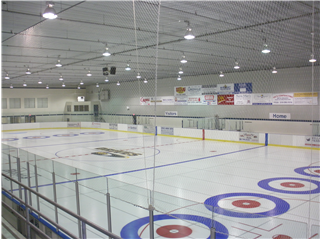 PERC Arena Ice Surface