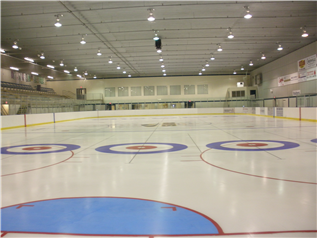 Photo of Arena Ice Surface