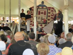 Perth East Amish Auction